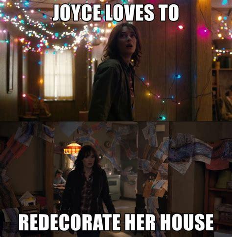 joyce loves  redecorate