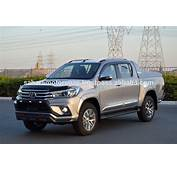2017 Model New Cheap Carstoyota Hilux Revo Double Cab
