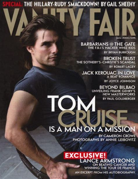 Vanity Fair Tom Cruise by 17 Best Images About Vanity Fair On Brad Pitt