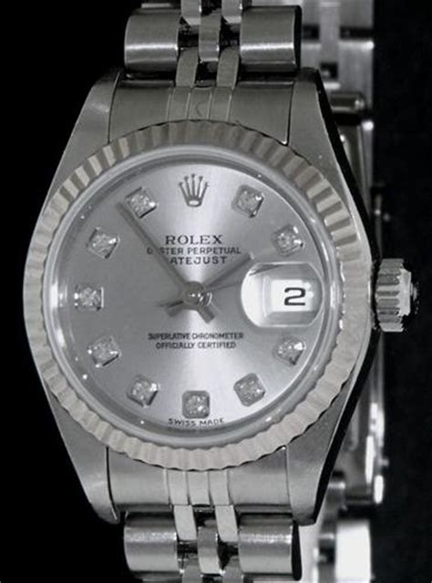 Swiss Army Sa 2235 Gold White Ceramic rolex datejust 79174 pre owned watches