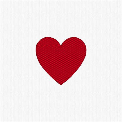 heart embroidery pattern heart embroidery design bing images