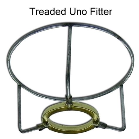 Uno L Fitter by 10 Quot Eggshell Silk 10 Inch Bell Lshade With Uno Fitter