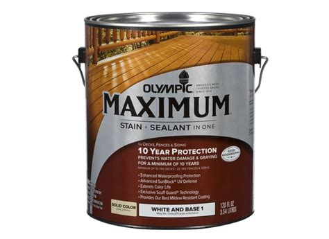 olympic maximum solid lowes wood stain reviews