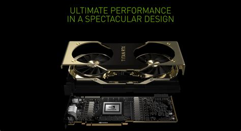 nvidia titan rtx  titan  turing graphics cards unveiled
