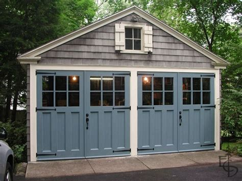 Exterior Garage Doors Our 1928 Home Exterior On Carriage Doors Shed Dormer And Garage Doors