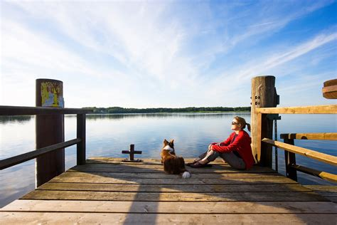 potsdam schwielowsee nature culture lakes and rivers holidays in brandenburg