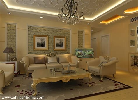 simple living room ceiling designs