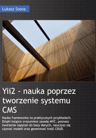 yii2 pdf layout yii2 framework nauka poprzez tworzenie systemu cms
