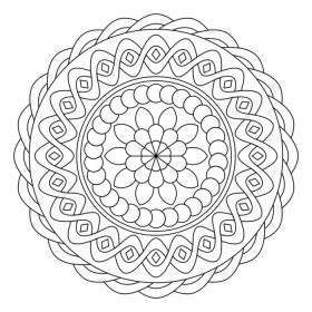 mandala coloring pages jumbo software yet another