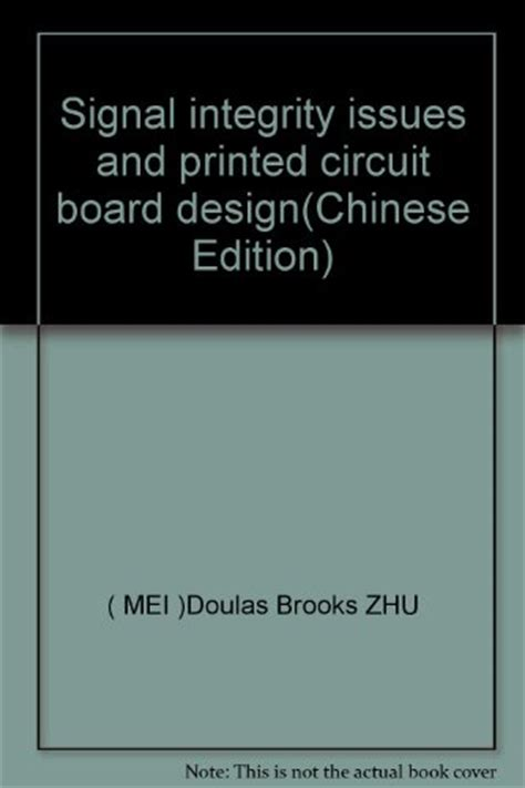 signal integrity issues and printed circuit board design by douglas pdf signal integrity issues and printed circuit board design cemividuhedy