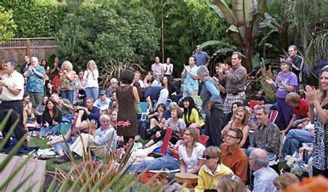backyard concert summer music fun continues in west menlo backyard inmenlo
