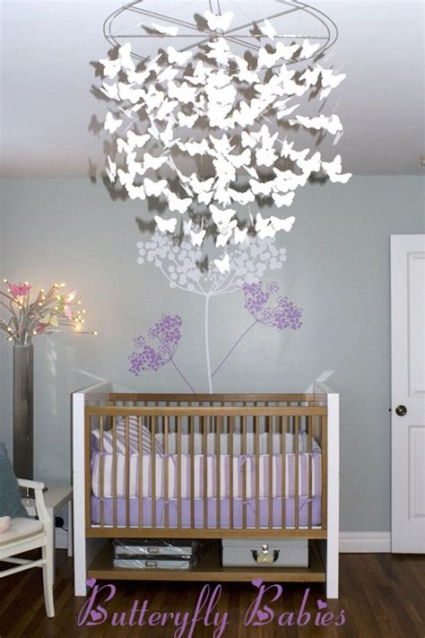 butterfly curtains for nursery baby nursery decor chandelier butterfly baby nursery