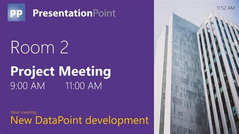 meeting room layout ppt meeting room booking system exchange powerpoint