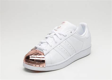 adidas superstar metal toe  ftwr white ftwr white