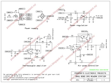 Elemen Blower Yihua 857d Air Gun Diagram wiring diagram yihua 853d 25 wiring diagram images