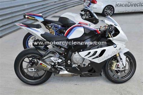 motogp bmw s1000rr world exclusive bmw s1000rr road bike revealed at jerez mcn