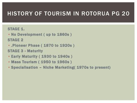 the niche travel approach 11 to extraordinary journeys books rotorua operation of the process