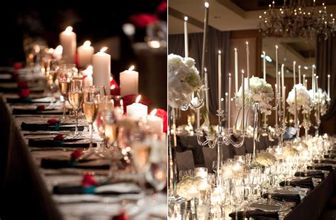 wedding reception decorations with candles candles for wedding decor reception ideas 1 onewed