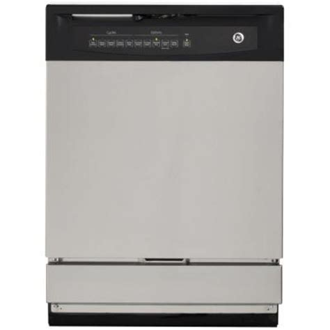 ge front dishwasher in stainless steel gsd4060dss