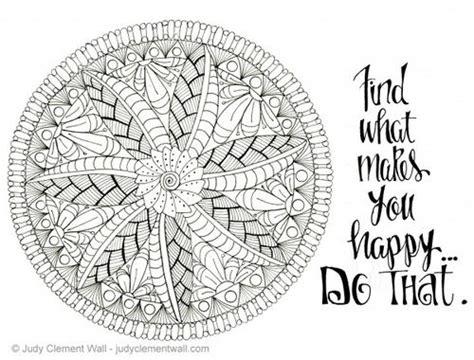 mandala coloring book buy find what makes you happy mandala coloring page
