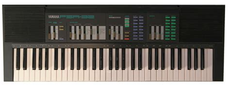Keyboard Yamaha Seri Psr keyboard yamaha psr 31 psr 32 the 8 bitguy