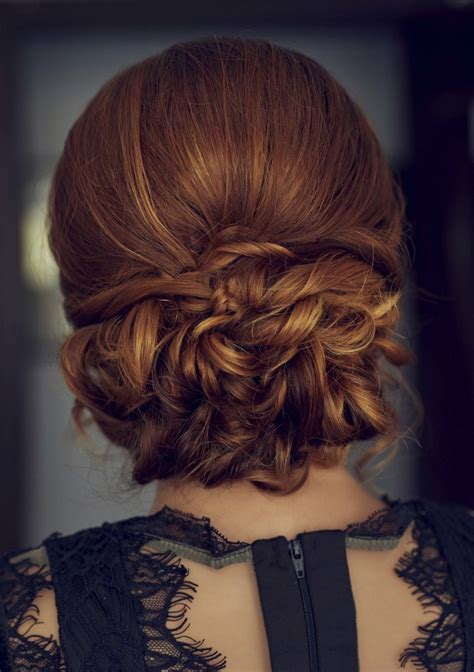hairstyles for thick hair to put up thick hair hairstyles 7 updos to try
