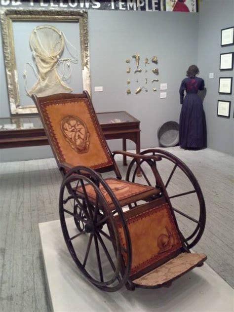 Antique wheel chair antique furniture