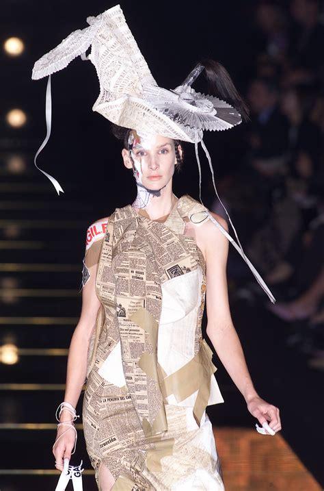 Galliano Fashion Week by Galliano At Fashion Week 2001 Livingly