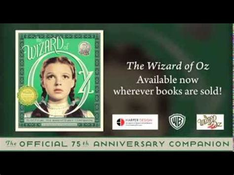 the wizard of oz book report the wizard of oz book official 75th anniversary edition
