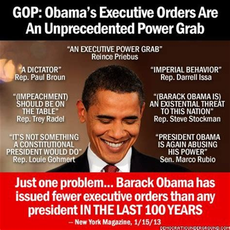 the 1461 president obamas executive orders jobsanger racism or just stupidity