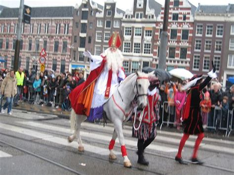 sinterklaas amsterdam and christmas traditions on pinterest