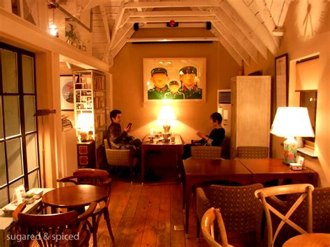 design zen cafe shanghai zen cafe sugared spiced