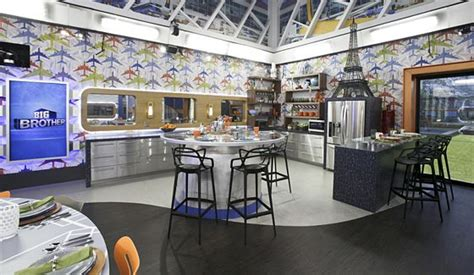 where is the big brother house big brother 18 house tour with julie chen pics big brother network