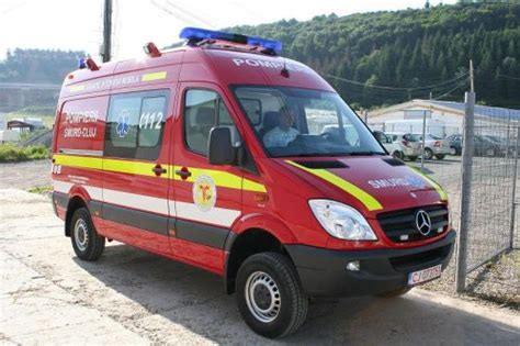 Type C Ambulance Mercedes Sprinter Manufactured By