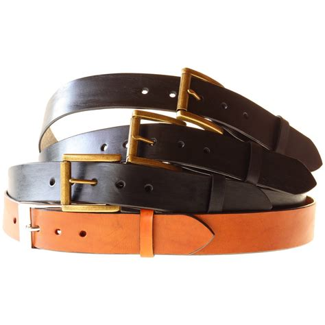 Custom Handmade Leather Belts - belts custom belts brown belts mens brown belt belts