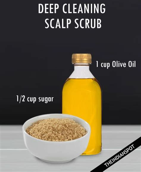 Craft Scalp Detox by Cleansing With 3 Diy Scalp Scrubs Uses For