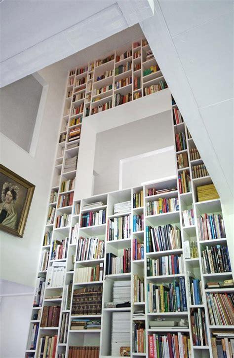 maison design bibliotheque monumentale arkko