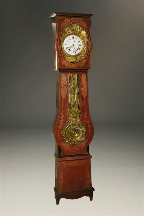 comtoise standuhr 19th century comtoise morbier clock with decorated