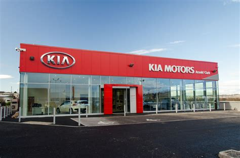 kia car dealers find your local arnold clark dealer