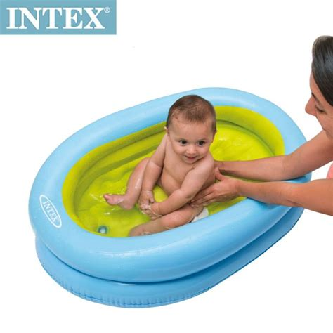 Baby Bath Helpers intex baby bath tub on the go