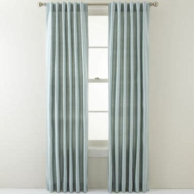 drapery falls tab 17 best ideas about pinstripe curtains on pinterest
