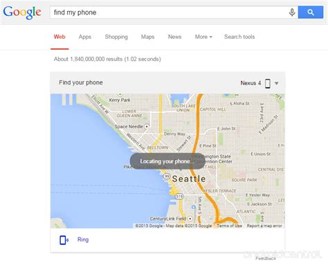 locate my android phone misplace your phone simply find my phone to locate it android central