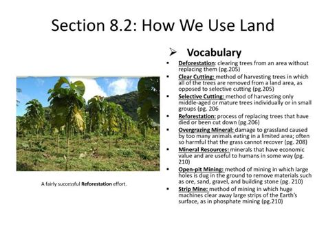 section 8 idaho ppt section 8 2 how we use land powerpoint presentation