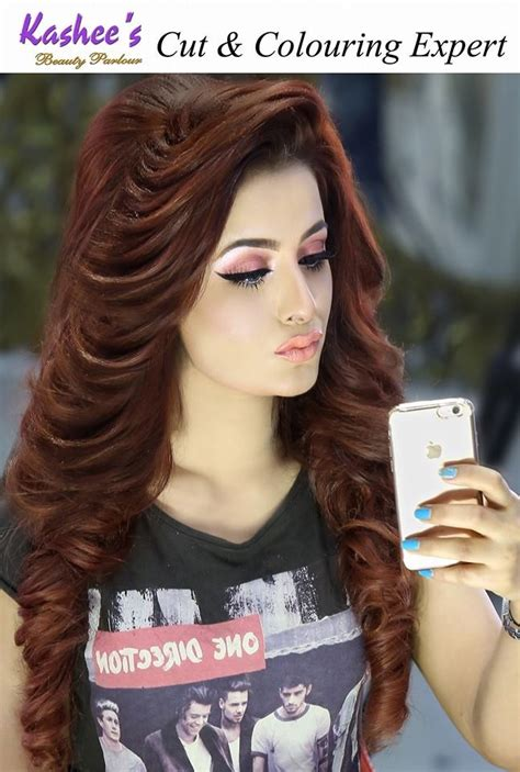 Pin by EshA AteEq ?? on KASHEE's makeup expert .   Pinterest   Hair dos and Makeup