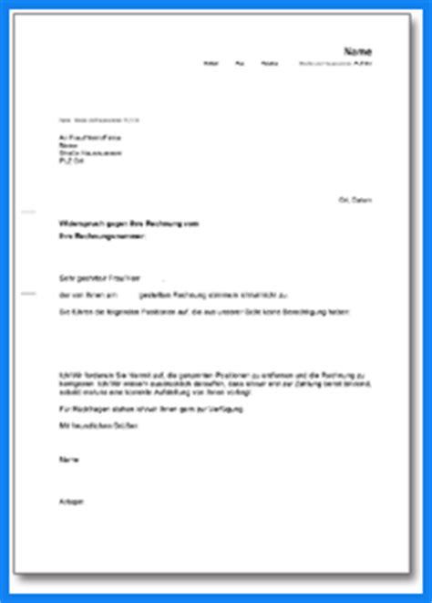 Musterbrief Widerspruch Schule Widerspruchsschreiben Muster Invitation Templated