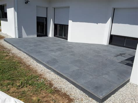 Carrelage Exterieur Sur Plot by Carrelage Terrasse