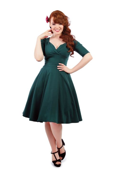 swing style missgingertulips pinup that was born in the