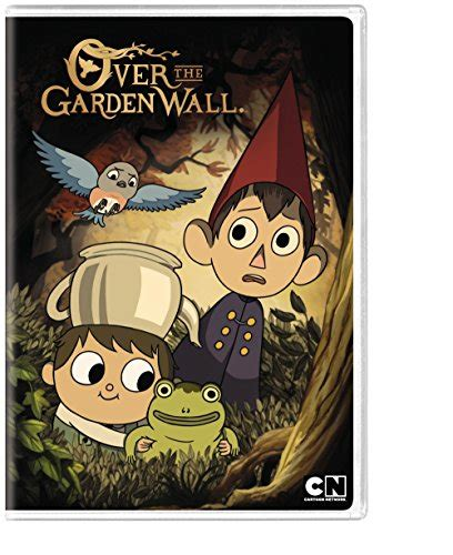 Cartoon Network Over The Garden Wall Dvd4share Net The Garden Wall Network