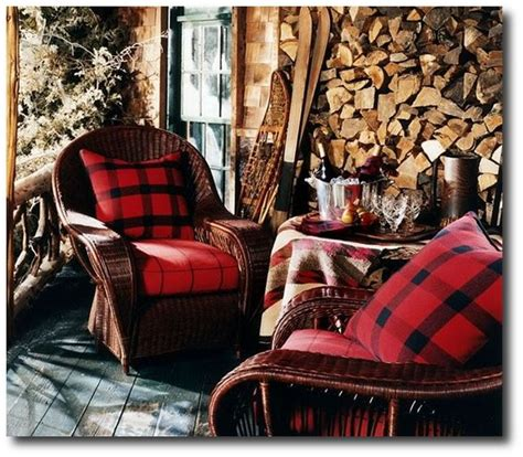 ralph country cabin looks