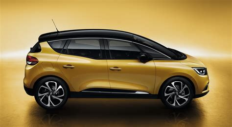renault scenic funky french mpv  bound
